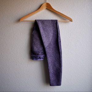 Purple Flex Gymshark Leggings